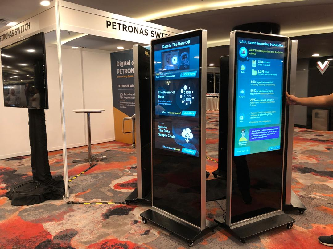 Event - Petronas Switch (Malaysia)