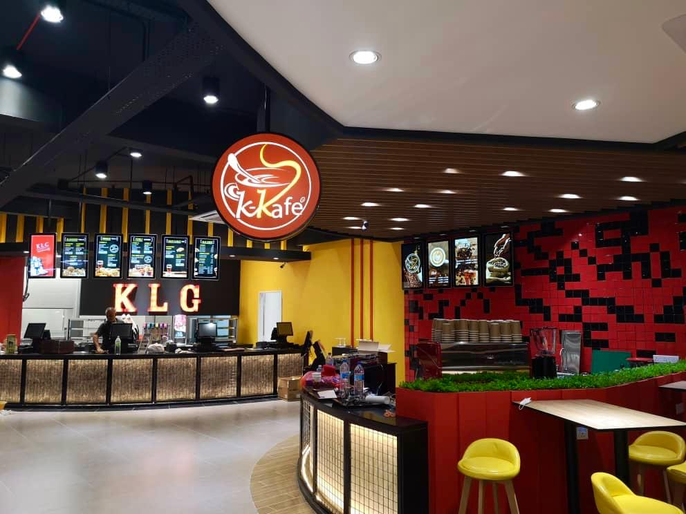 Food and Beverage – KLG at Sri Petaling