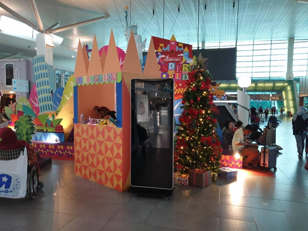 Airport – Kuala Lumpur International Airport