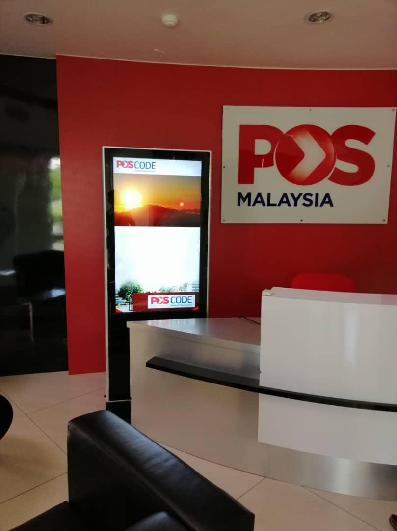 Office – Pos Malaysia