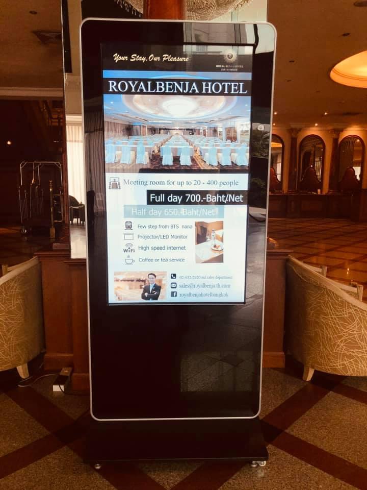 Hotel - Royal Benja Bangkok, Thailand.